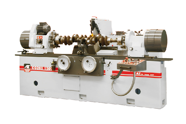CG260-1500 Crankshaft grinding machine