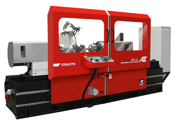 CGA270-2000 Crankshaft grinding machines