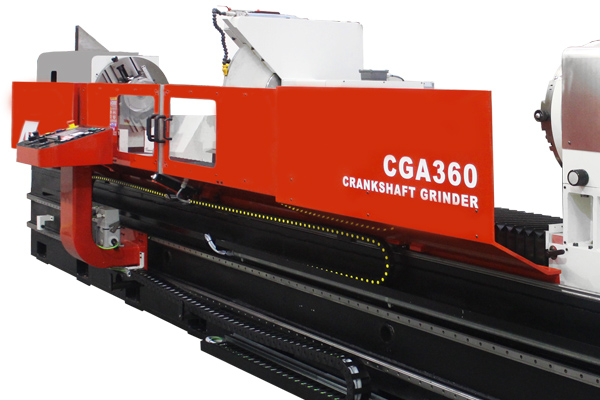 CGA360-3500 Crankshaft grinding machines