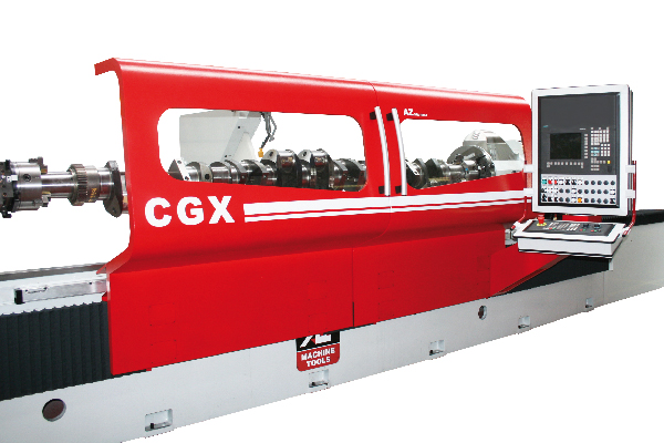 CGX360 CNC Crankshaft Grinding Machines