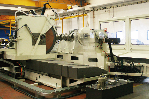DB4500 CNC Heavy duty Crankshaft grinding machines