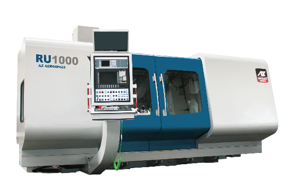 RU1000 CNC Universal Grinding Machine #ROTORSHAFT #AUTOMOTIVE