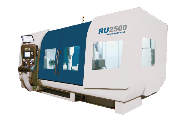 RU2500 CNC Universal grinding machines with table movement