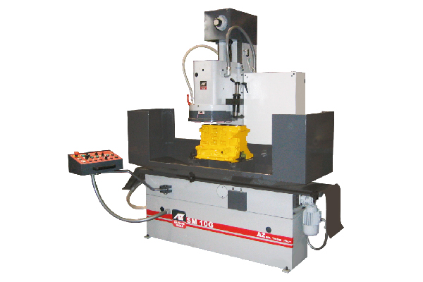 SM10 Surface grinding-milling machine