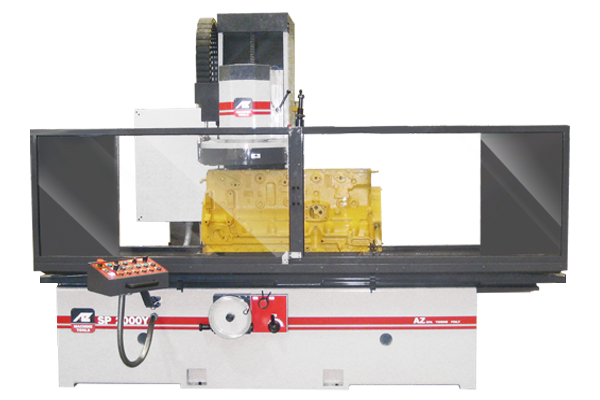 SP2000 Conventional Surface grinding-milling machine