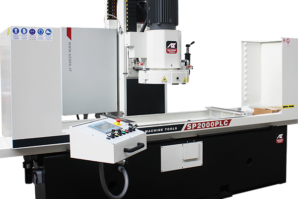SPX2000 Automated Surface grinding-milling machine